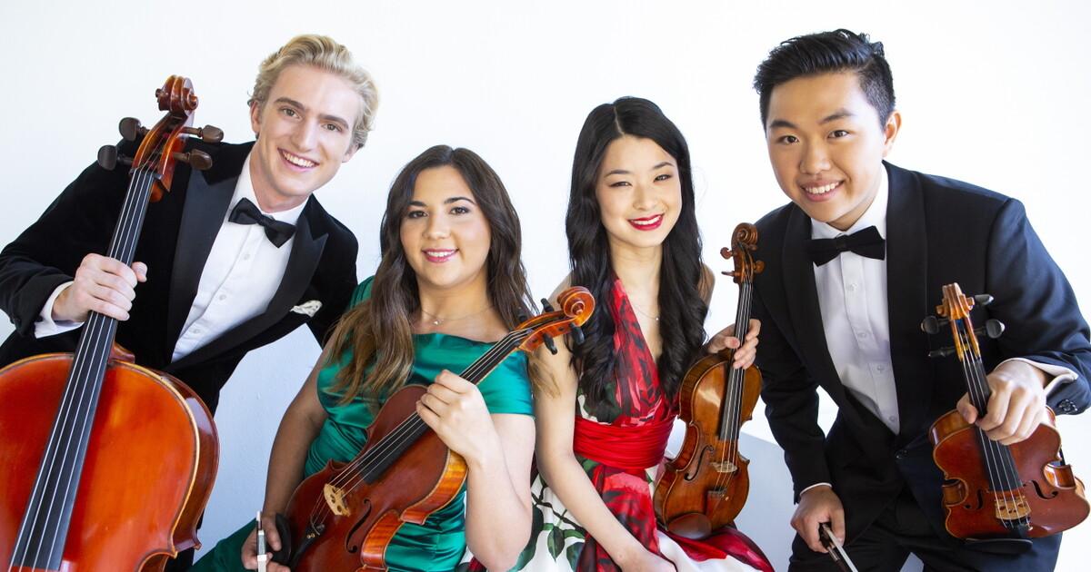 Banff International String Quartet Competition Winner : Viano String Quartet